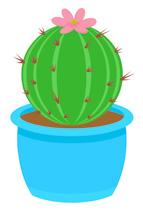 Free clip art pictures. Cactus clipart