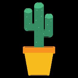 Cactus clipart cartoon. Illustration set vector download