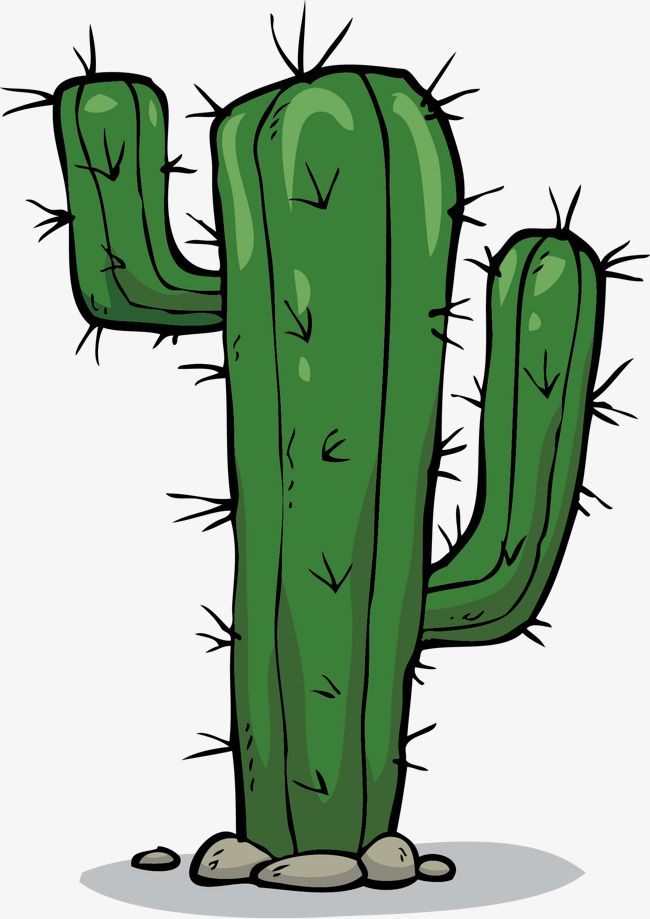 Cactus clipart cartoon. Mexicain party in silhouette