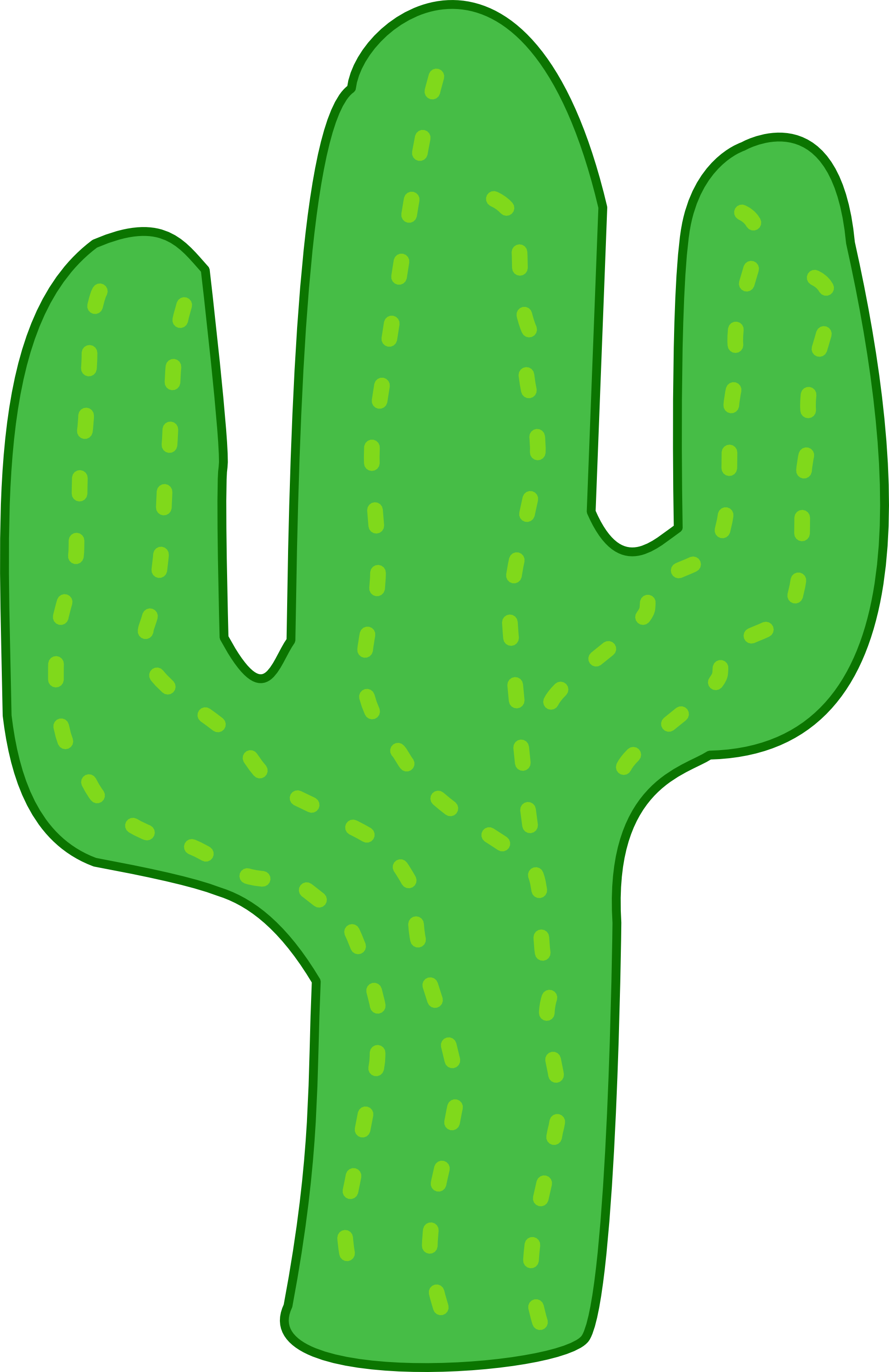 Floral clipart cactus.  collection of high