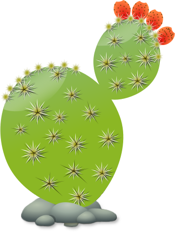 Cactus clipart desert. Free public domain plant