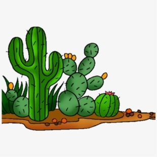 Mexican free . Cactus clipart desert