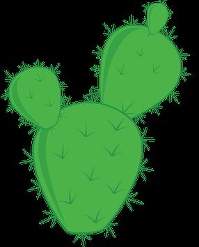 Jpfiesta sun dk minus. Cactus clipart nopal