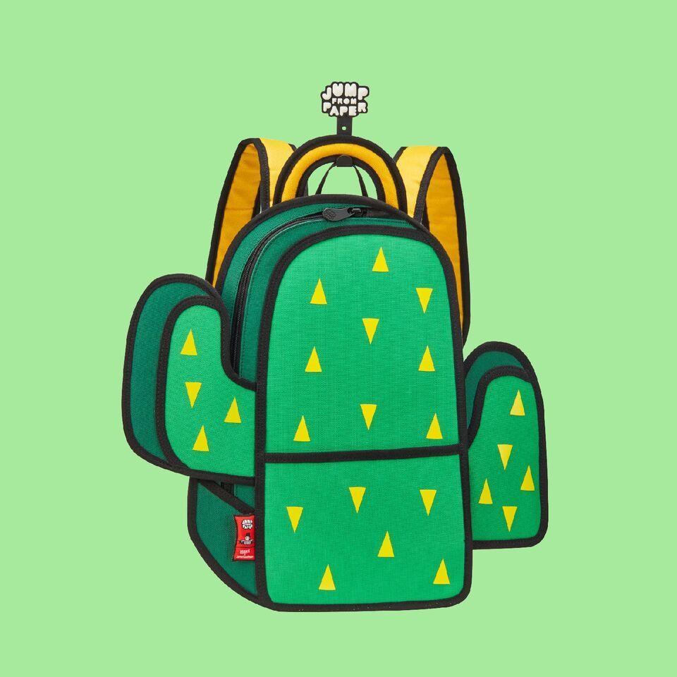 Cactus clipart pop art. Backpack by bd burke