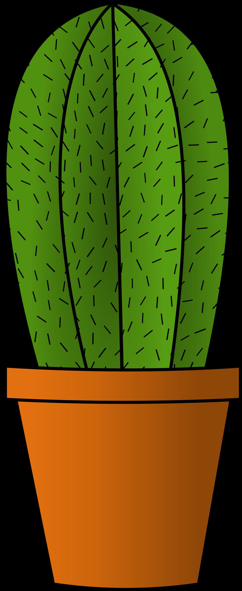 Clipart leaf cactus.