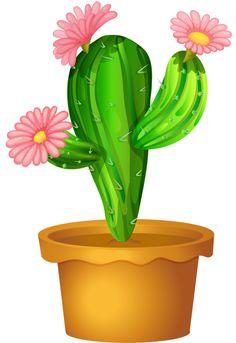 Bushes clipart paint. Potted plant clip art
