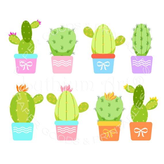 Png . Cactus clipart transparent background