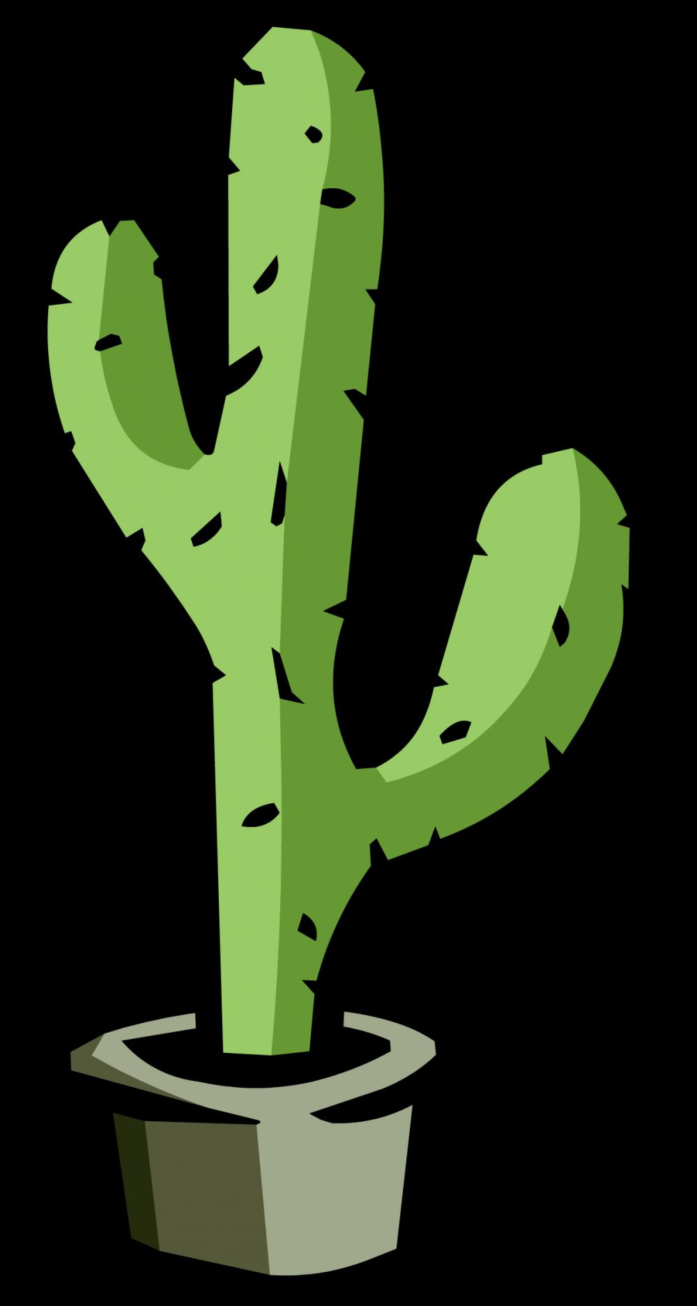 Download png for designing. Cactus clipart transparent background