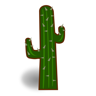 Cactus clipart transparent background. Download free png image