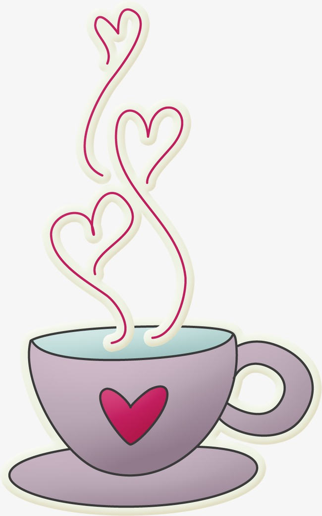 Braving the of coffee. Cafe clipart aroma