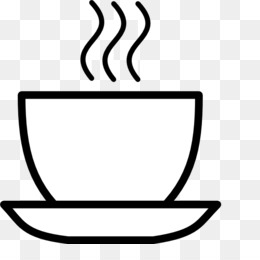 Free download coffee tea. Cafe clipart black and white