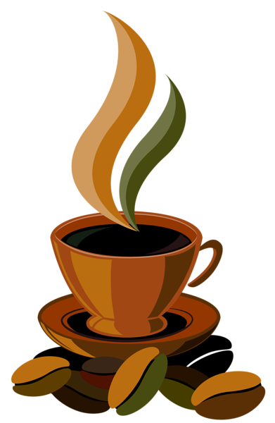 Cafe clipart cafe background. Coffee cup png vector