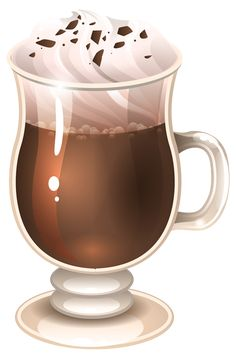 Cup of coffee pinterest. Cafe clipart cafe background