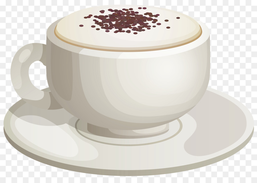 Cup of cafe transparent. Clipart coffee cappuccino