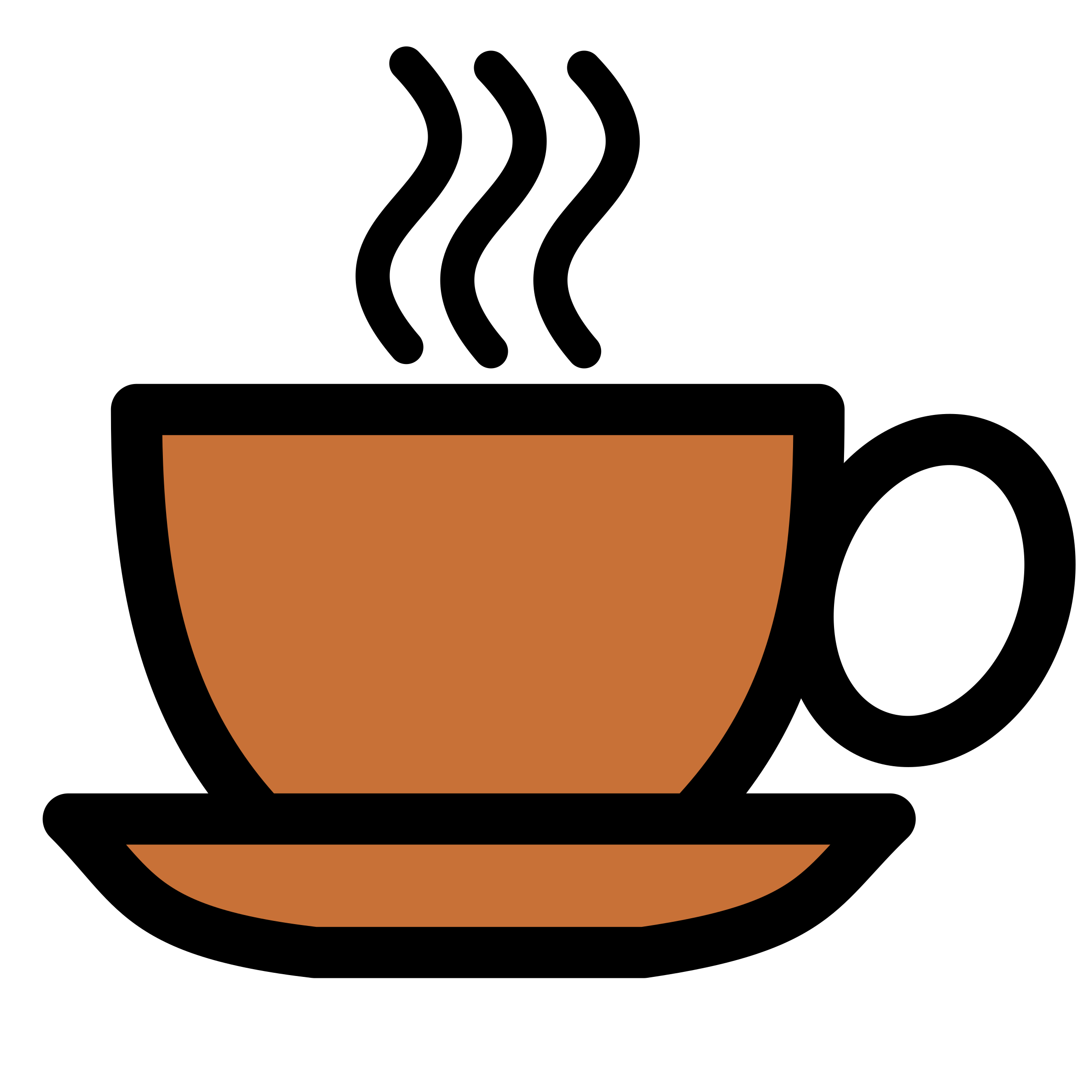 Cup big image png. Clipart coffee icon