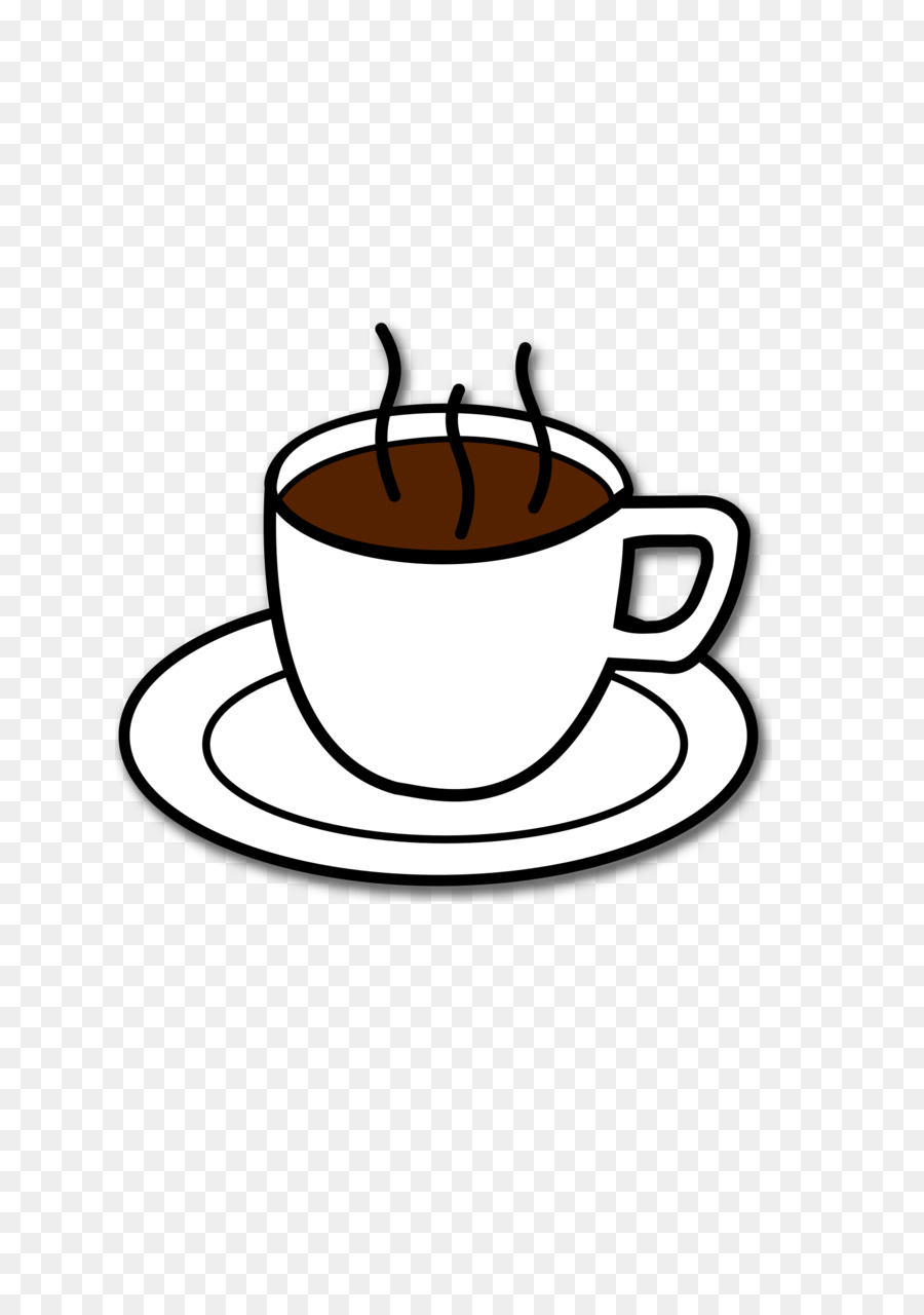 Cafe clipart coffee cup. Of tea transparent clip