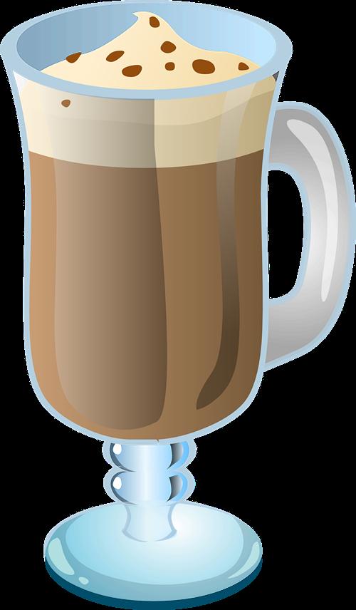 Cafe clipart latte. Clip art library
