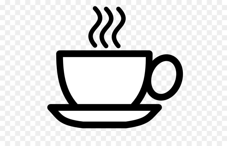 Cafe clipart line art. Coffee cup tea clip