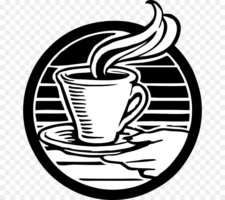 Coffee cup espresso clip. Cafe clipart line art