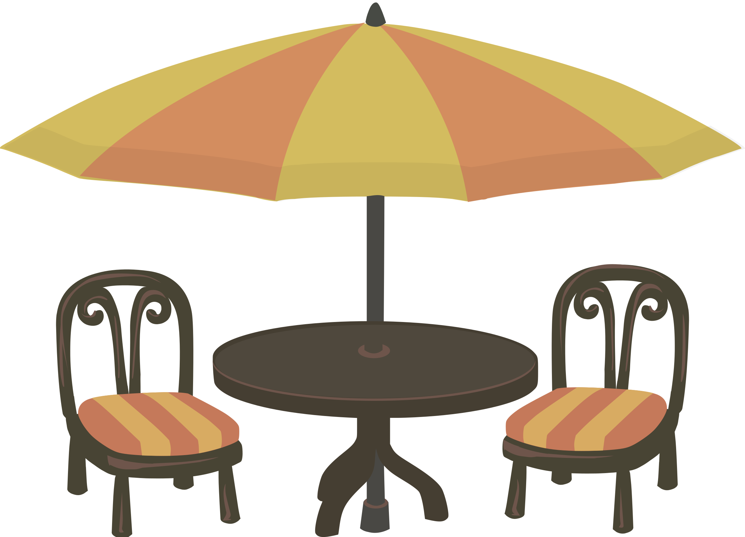 Furniture clipart furniture shop. Outdoor cafe seating icons