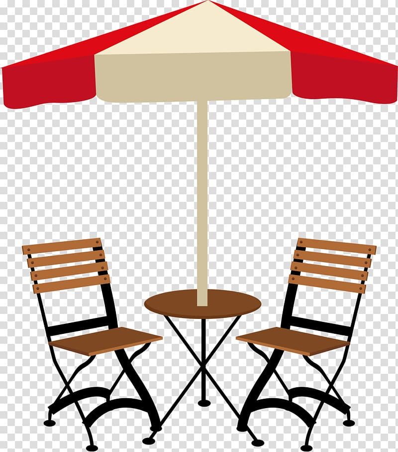 Table chair banquet tables. Cafe clipart patio