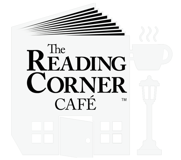 The corner a place. Cafe clipart reading cafe