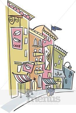 Candyland pinterest . Cafe clipart restaurant french