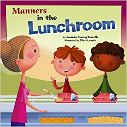 Amazon com manners in. Cafeteria clipart behavior