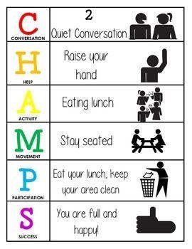 best rules images. Cafeteria clipart behavior