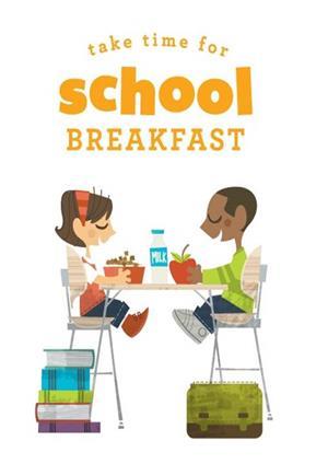 Food services elementary program. Breakfast clipart breakfast time