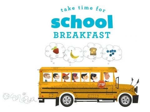 best national week. Cereal clipart school breakfast
