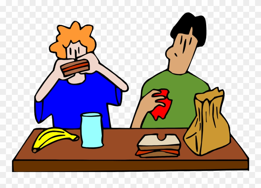 School students in . Lunch clipart cafeteria worker