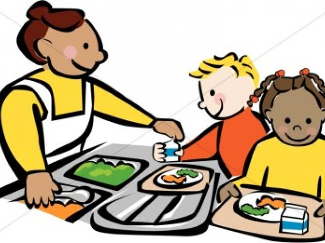 Lunch clipart cafeteria worker. Pictures free download clip