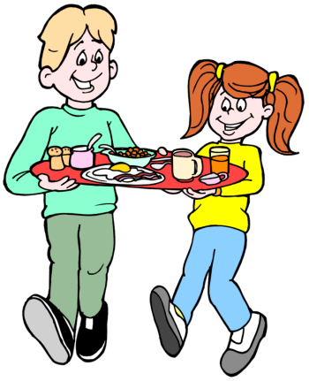 Image of clip art. Cafe clipart cafeteria building