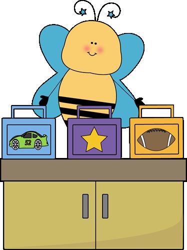 Kids lunch panda free. Lunchbox clipart school job