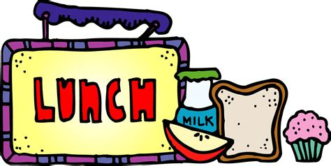 Luncheon clipart menu. Lunch table clip art