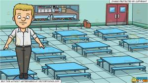 Cafeteria clipart school cafeteria. On the ball and