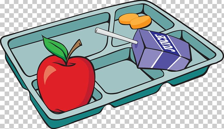 Lunch tray breakfast meal. Lunchbox clipart school dinner