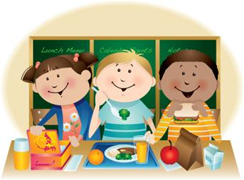 Cafeteria clipart student cafeteria. Tussing elementary school information
