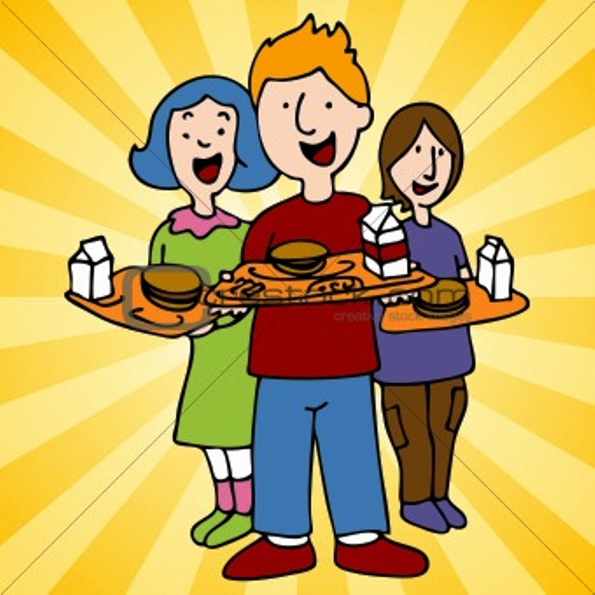 Teaching your child to. Cafeteria clipart teacher