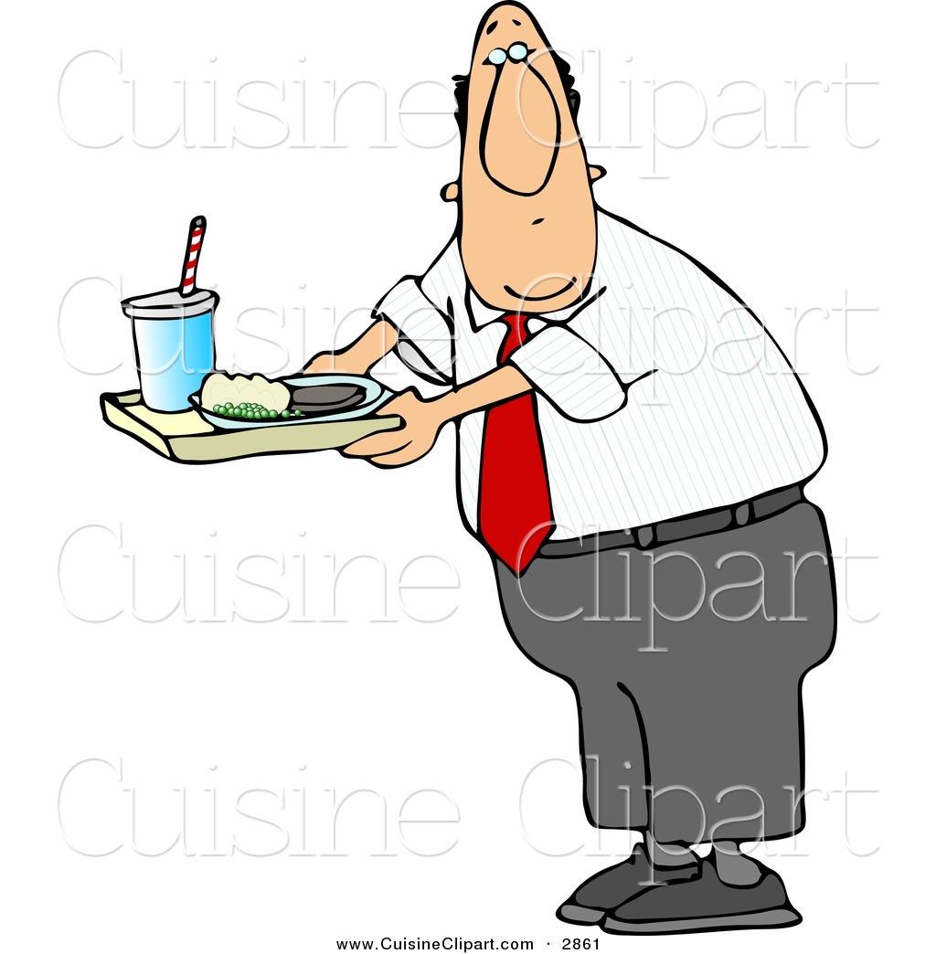 Cafeteria clipart teacher. Cuisine of a caucasian