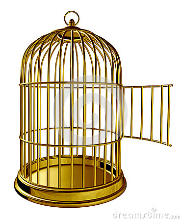 . Cage clipart