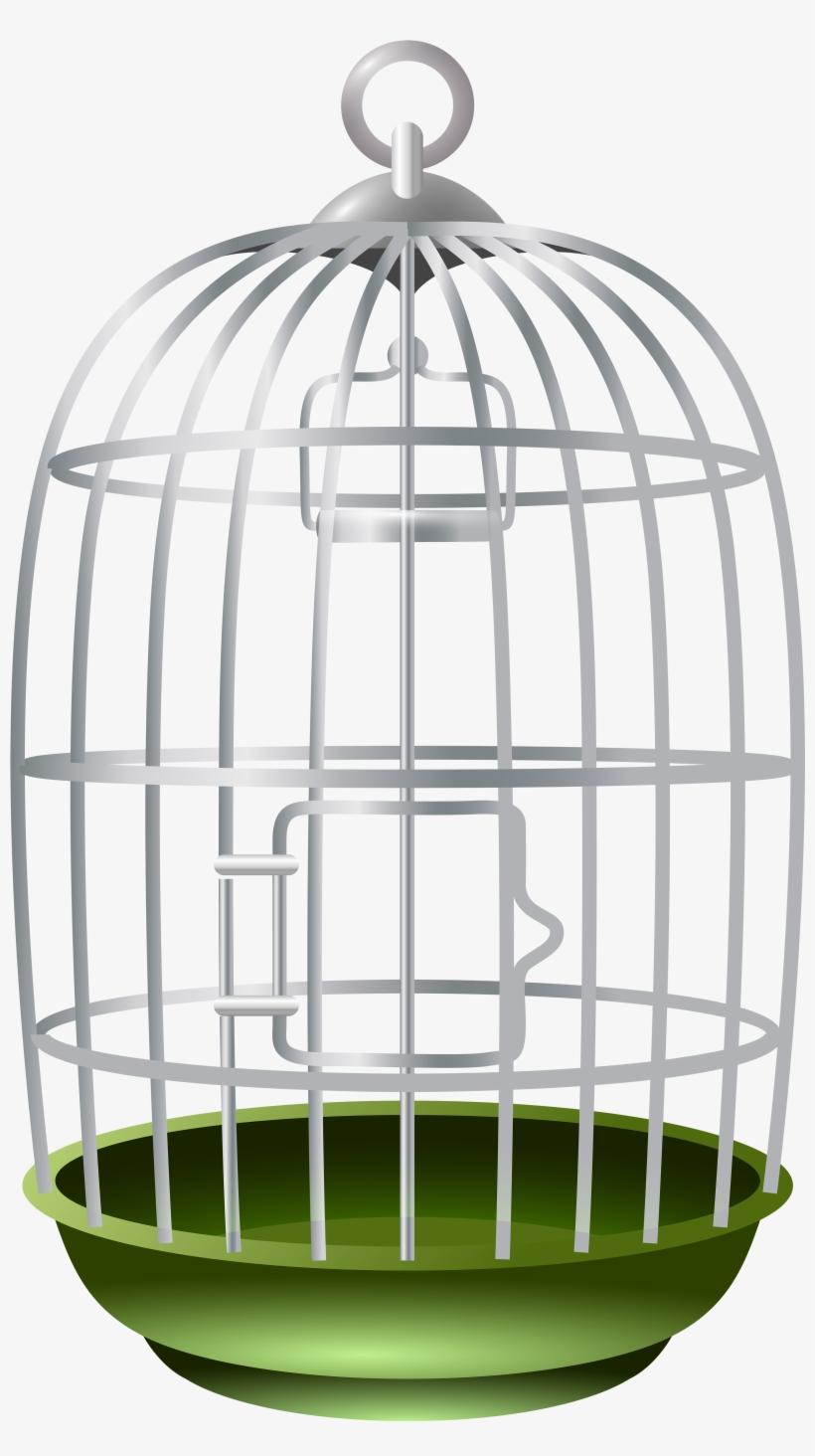 Birdcage png clip art. Cage clipart bird's