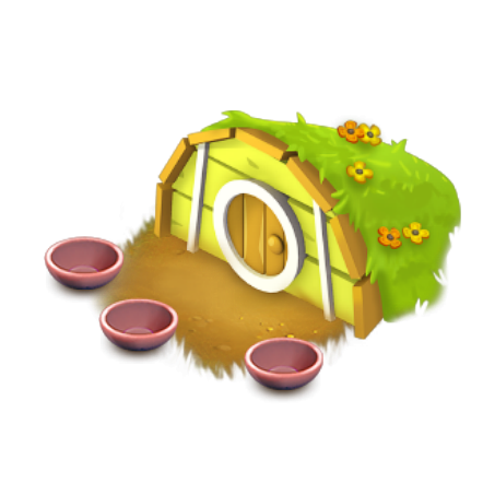 Cage clipart bunny. House hay day wiki