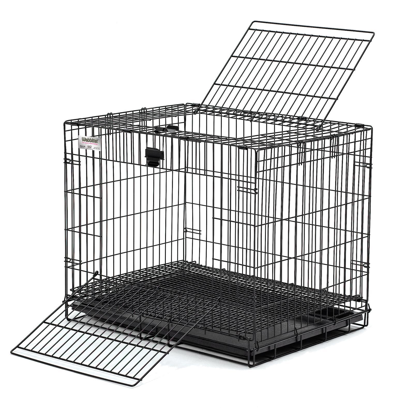 Cage clipart bunny. Midwest wabbitat folding rabbit