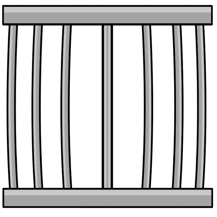 Free zoo images download. Cage clipart cartoon