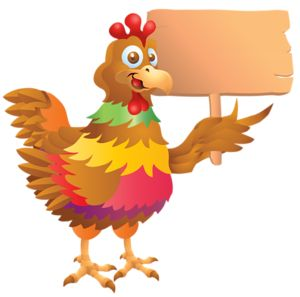 best images on. Cage clipart chicken
