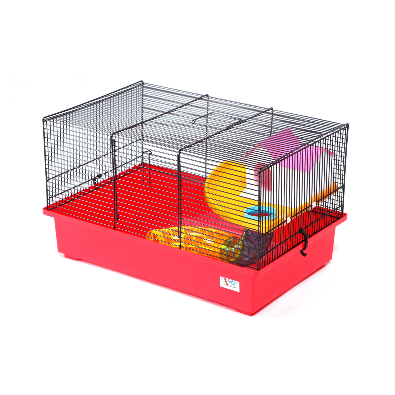Dwarf . Hamster clipart cage clipart