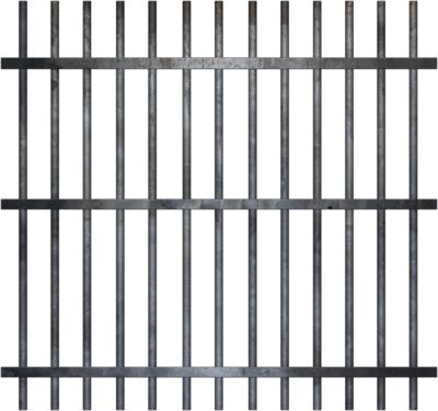 Cage clipart jail.  collection of bars