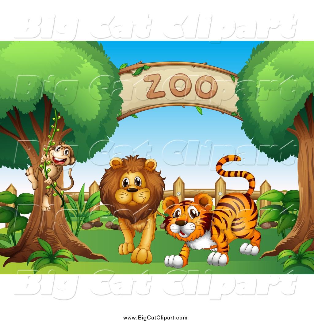 Download. Cage clipart lion
